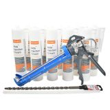 Aida Damp Proofing Cream Kit 10 x 310ml