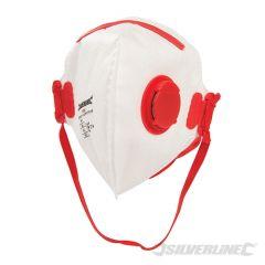 Disposable Moulded Valved Face Mask FFP3 Front