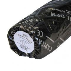 Damp Proof Membrane Black (BBA) 300mu 1200 gauge - 4m x 25m
