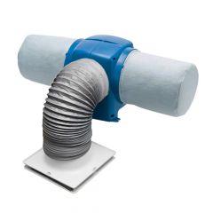 Nuaire Drimaster Eco 3 Storey (Positive Input Ventilator) + Loft Control