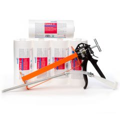 Kiesol C High Strength DPC Injection Cream 5 x 1 Litre kit