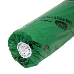 Radbar Radon Gas Barrier Membrane Green 1200 gauge - 4m x 25m