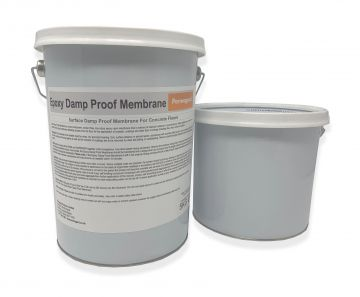 Liquid Epoxy Damp Proof Membrane 5kg (Metal Tin) image