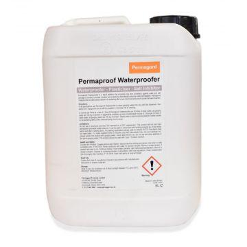 Permaproof Waterproofer - Render Additive 5L image