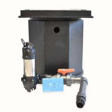 PermaSEAL Basement Sump Pump System image