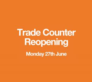 Read More About Permagard Trade Counter Reopening