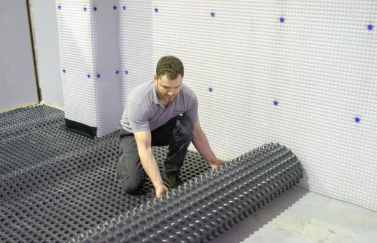 Read More About Four Steps to a Dry Basement – Newton System 500