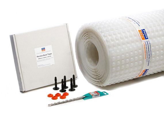 Perma-Seal Basement Waterproofing Kit