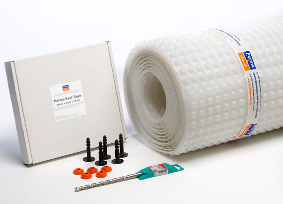 Perma-Seal Basement Waterproofing Kit