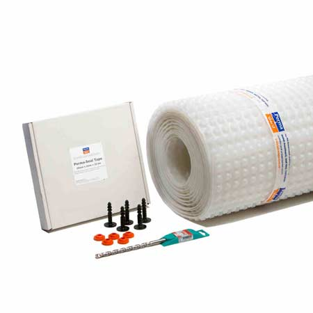 PermaSEAL Waterpoofing Membrane Kit