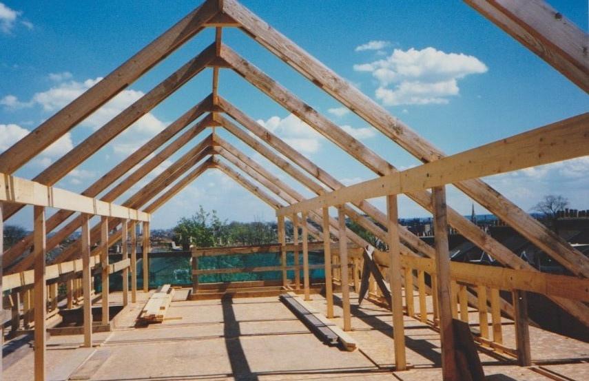 Self Build Timber Wood Frame