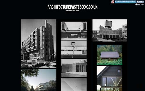 architecture pastebook