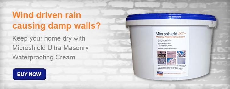 Masonry Waterproofing Cream