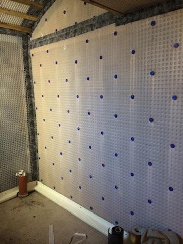 basement waterproofing membrane BS8102 building regulations