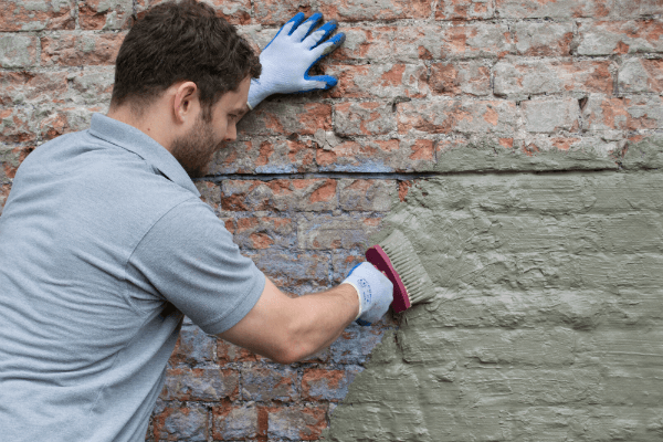 Help advice damp proofing tanking slurry being applied solutioingenieria Image collections