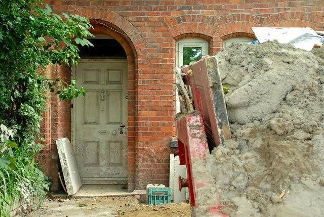 damp proofing older properties