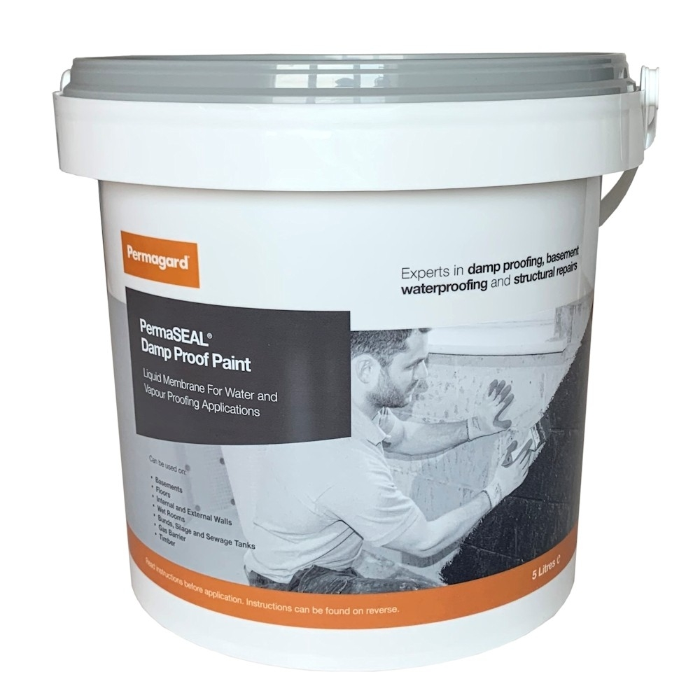 Permaseal damp proof paint