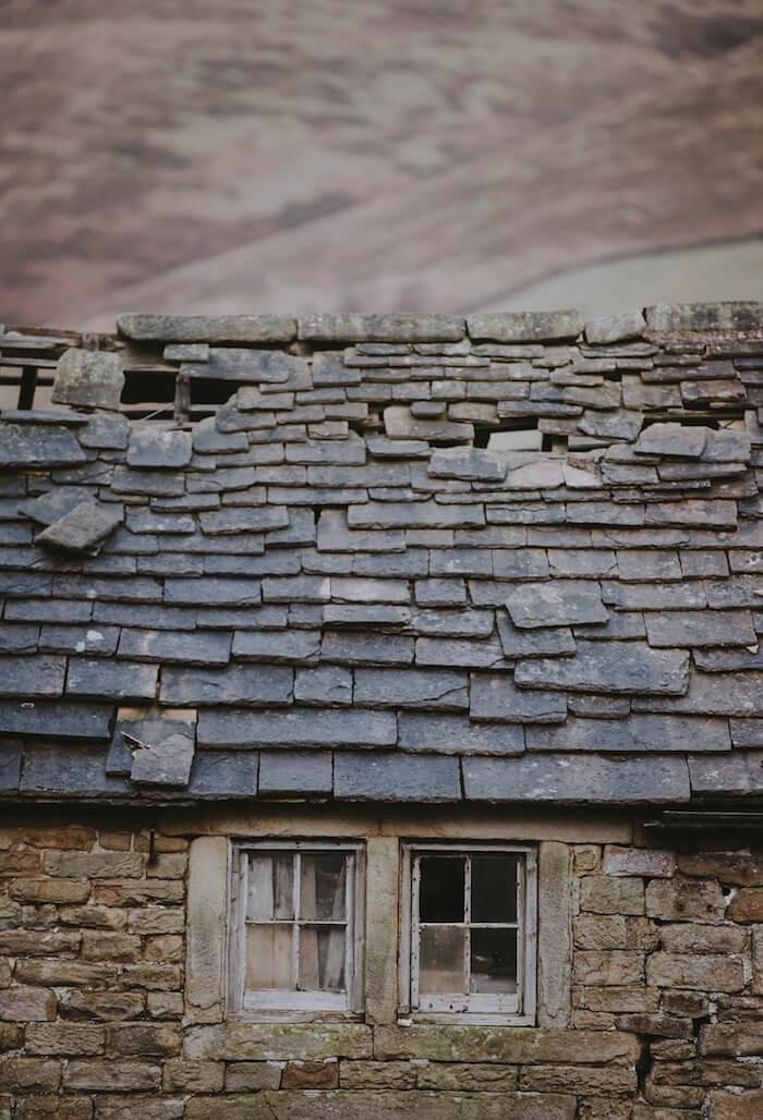water ingress through roof