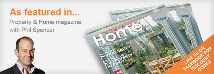 Permagard feature in Property & Home magazine