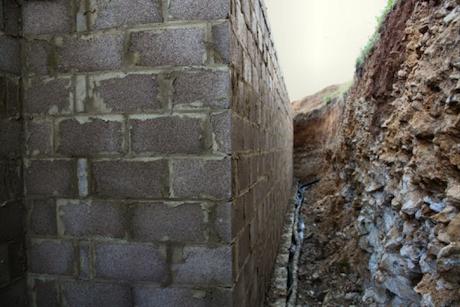 waterproofing basement structure