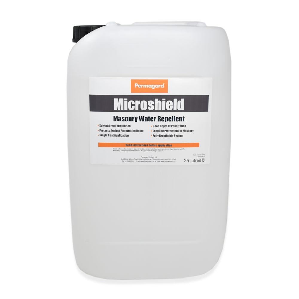 Microshield water repellant 25 litres