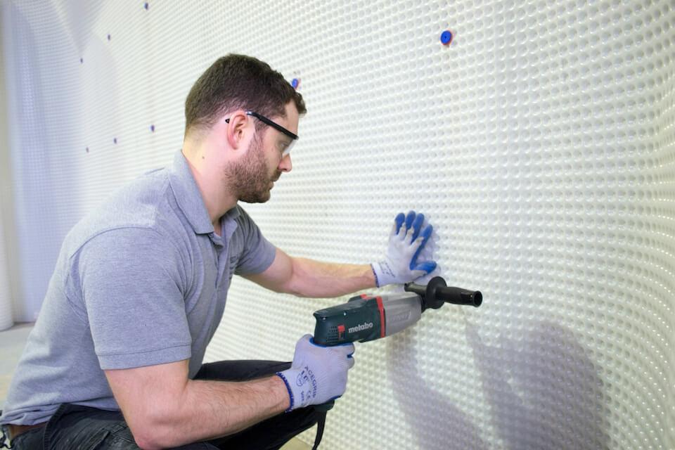 type c wall membrane