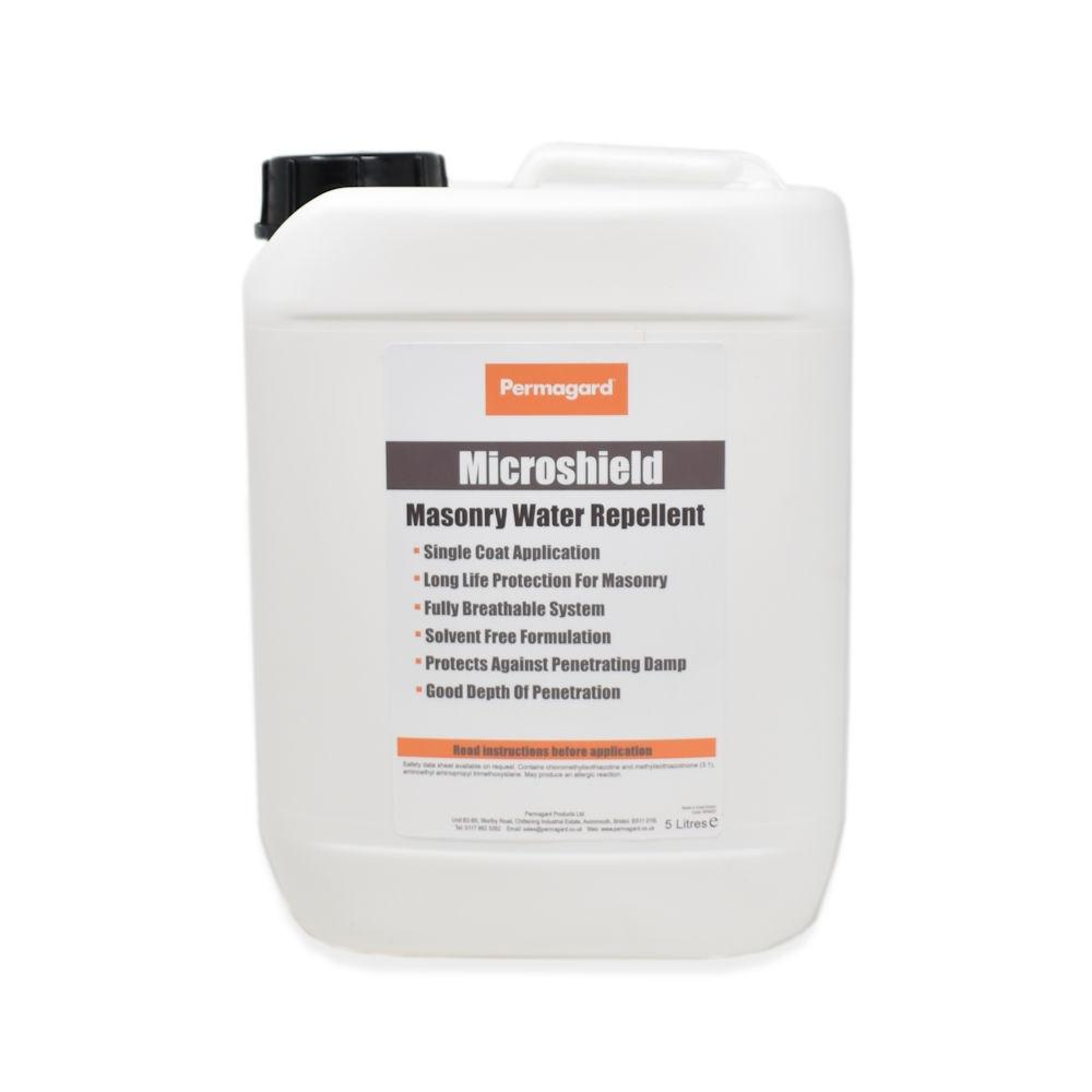 Microshield water repellant 5 litres