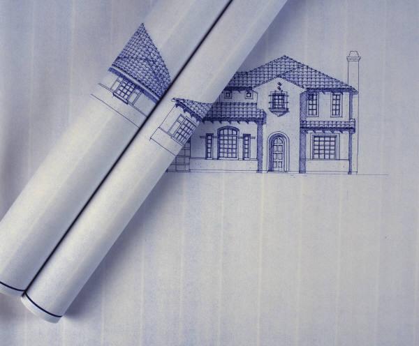Self Build Planning Permission Scroll